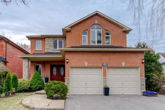 549 Rougemount Dr, Pickering, ON L1W 2C1 (#E4418319) :: Jacky Man | Remax Ultimate Realty Inc.