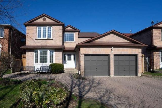 547 Dahlia Cres, Pickering, ON L1W 3G4 (#E4424035) :: Jacky Man | Remax Ultimate Realty Inc.