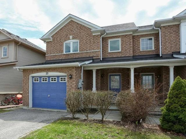23 Palomino Pl, Whitby, ON L1R 2V4 (#E4425648) :: Jacky Man | Remax Ultimate Realty Inc.