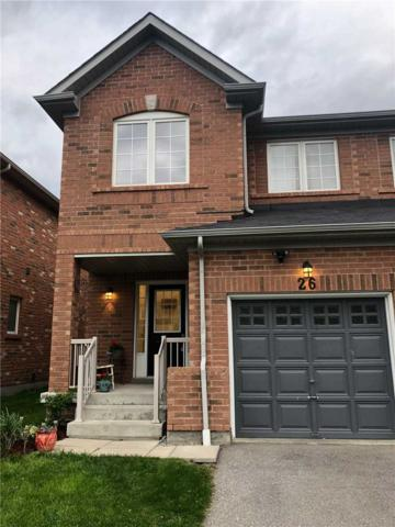 26 Michaelman Rd, Ajax, ON L1S 0C9 (#E4460622) :: Jacky Man | Remax Ultimate Realty Inc.