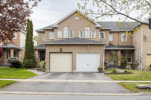 67 Creekwood Cres, Whitby, ON L1R 2K1 (#E4460721) :: Jacky Man | Remax Ultimate Realty Inc.