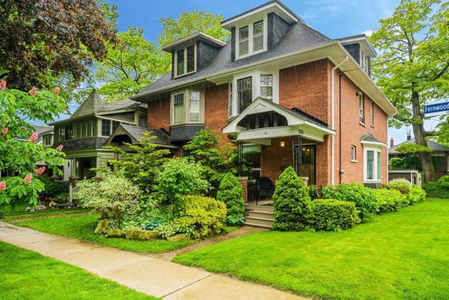16 Fernwood Park Ave, Toronto, ON M4E 3E7 (#E4489217) :: Jacky Man | Remax Ultimate Realty Inc.