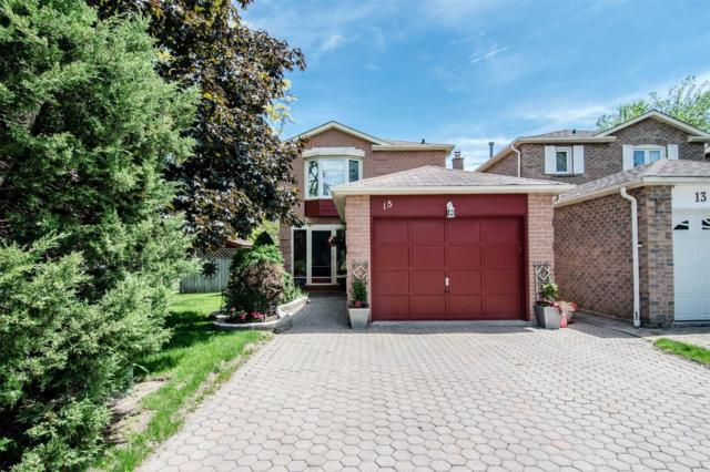 15 Hendley Dr, Ajax, ON L1T 2C6 (#E4489907) :: Jacky Man | Remax Ultimate Realty Inc.
