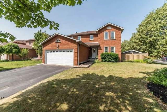 32 Greenbush Pl, Whitby, ON L1R 1T6 (#E4514752) :: Jacky Man | Remax Ultimate Realty Inc.