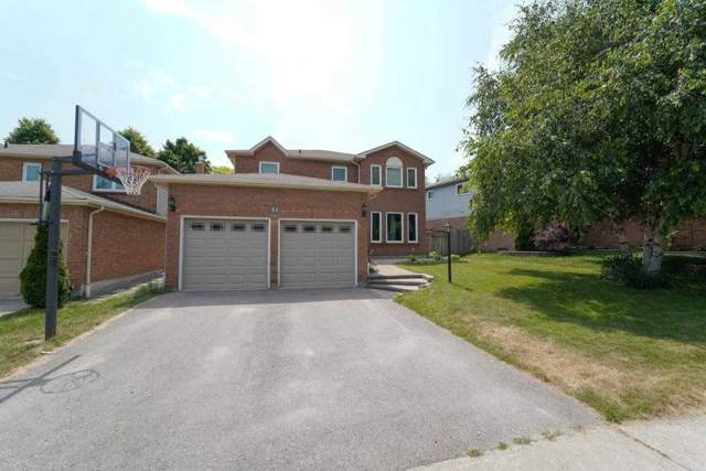 52 Bentonwood Cres, Whitby, ON L1R 1R8 (#E4514884) :: Jacky Man | Remax Ultimate Realty Inc.