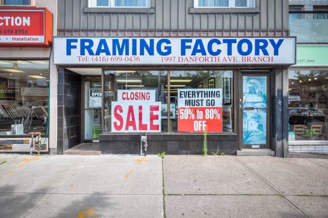 1997 Danforth Ave, Toronto, ON M4C 1J7 (#E4524552) :: Jacky Man   Remax Ultimate Realty Inc.