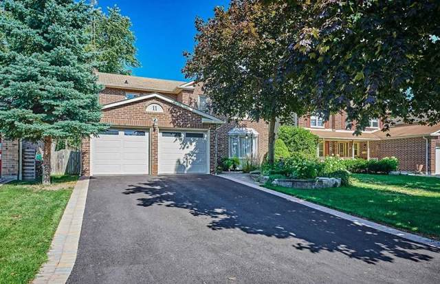 11 Pheasant St, Whitby, ON L1N 7E7 (#E4553612) :: Jacky Man | Remax Ultimate Realty Inc.