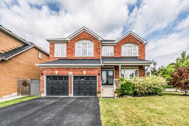 38 Vineyard Ave, Whitby, ON L1P 1X4 (#E4554065) :: Jacky Man | Remax Ultimate Realty Inc.