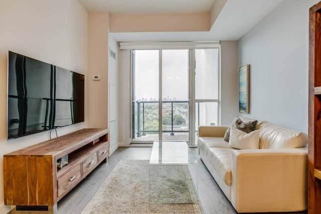 2055 Danforth Ave #801, Toronto, ON M4C 1J8 (#E4570295) :: Jacky Man   Remax Ultimate Realty Inc.
