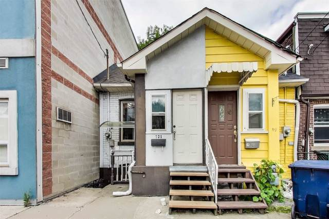 121 Coxwell Ave, Toronto, ON M4L 3B3 (#E4571569) :: Jacky Man   Remax Ultimate Realty Inc.
