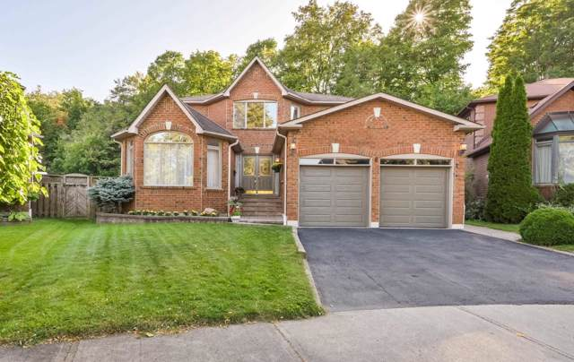 8 Foakes Dr, Ajax, ON L1T 3K5 (#E4573029) :: Jacky Man | Remax Ultimate Realty Inc.