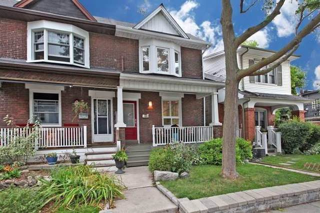 5 Walter St, Toronto, ON M4E 2Y9 (#E4579857) :: Jacky Man | Remax Ultimate Realty Inc.