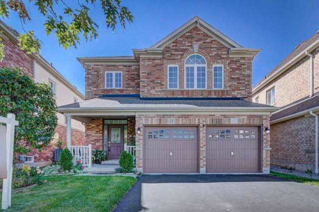 23 Thackery Dr, Ajax, ON L1T 0G5 (#E4581850) :: Jacky Man | Remax Ultimate Realty Inc.