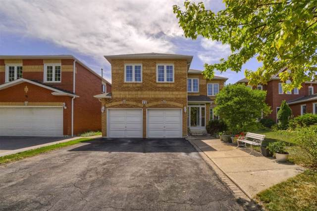 22 Shipp Cres, Ajax, ON L1T 3W6 (#E4582149) :: Jacky Man | Remax Ultimate Realty Inc.