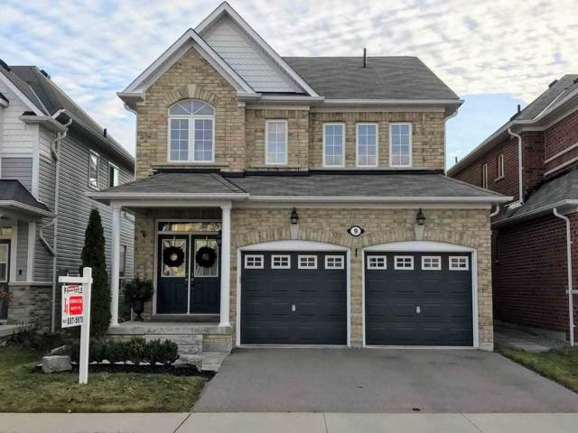 9 Shrewsbury Dr, Whitby, ON L1M 0C9 (#E4647161) :: Jacky Man | Remax Ultimate Realty Inc.