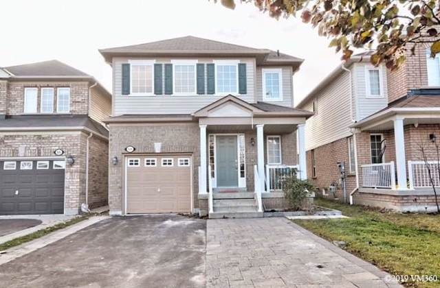 68 Harkness Dr, Whitby, ON L1R 0C5 (#E4647289) :: Jacky Man | Remax Ultimate Realty Inc.