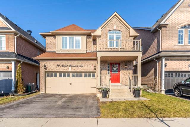 30 Mount Pleasant Ave, Whitby, ON L1N 0C8 (#E4647550) :: Jacky Man | Remax Ultimate Realty Inc.