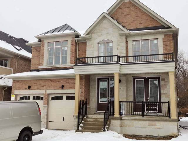 48 Beaverdams Dr, Whitby, ON L1P 0C3 (#E4648186) :: Jacky Man | Remax Ultimate Realty Inc.