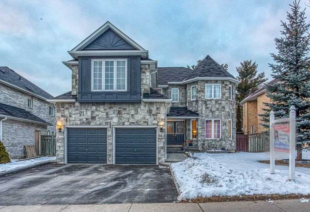 44 W Kerrison Dr, Ajax, ON L1Z 1K2 (#E4693260) :: Jacky Man | Remax Ultimate Realty Inc.