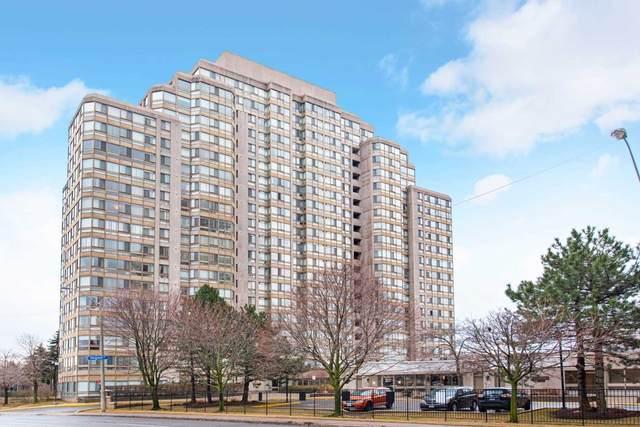 3233 E Eglinton Ave #1713, Toronto, ON M1J 3N6 (#E4762829) :: Haji Ameen