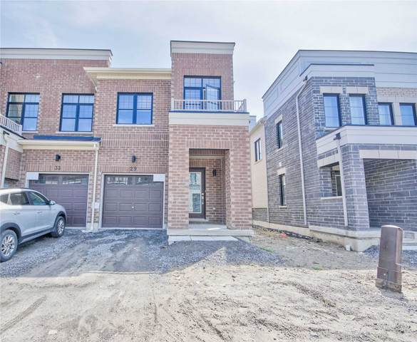 29 Queen Alexandra Lane, Clarington, ON L1C 7E5 (#E4772154) :: Haji Ameen