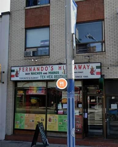 785 Danforth Ave, Toronto, ON M4J 1L2 (#E4862938) :: The Ramos Team