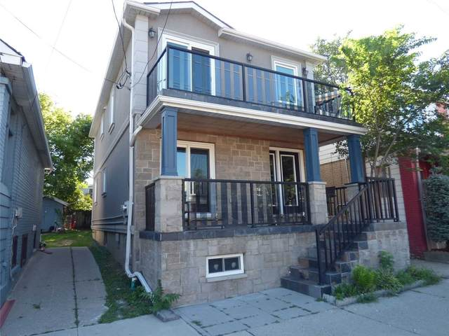 1185 Woodbine Ave, Toronto, ON M4C 4E1 (#E4887782) :: The Ramos Team
