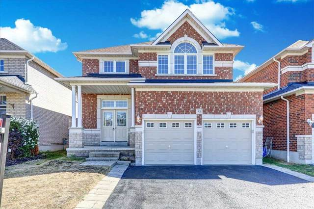 45 Bridlewood Blvd, Whitby, ON L1R 3C9 (#E4891864) :: The Ramos Team