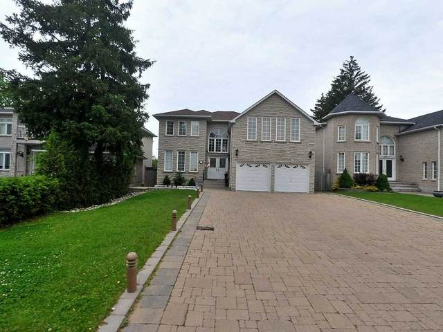 1438 Rosebank Rd, Pickering, ON L1V 1P4 (#E4900441) :: The Ramos Team