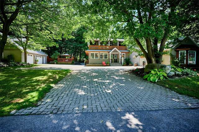 24 Pine Ridge Dr, Toronto, ON M1M 2X5 (#E4904661) :: The Ramos Team