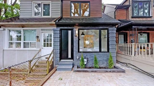 56 Drayton Ave, Toronto, ON M4C 3L9 (#E4906565) :: The Ramos Team