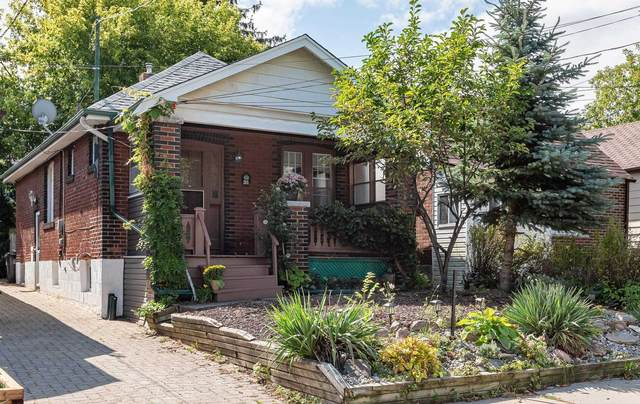 31 Doncaster Ave, Toronto, ON M4C 1Y6 (#E4910552) :: The Ramos Team