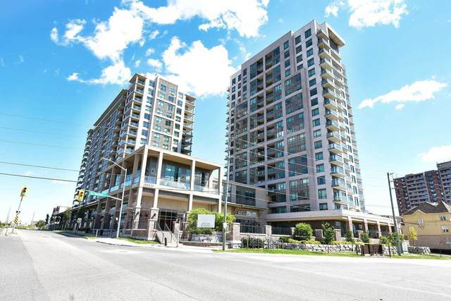 1215 Bayly St #309, Pickering, ON L1W 1L7 (#E4911936) :: The Ramos Team