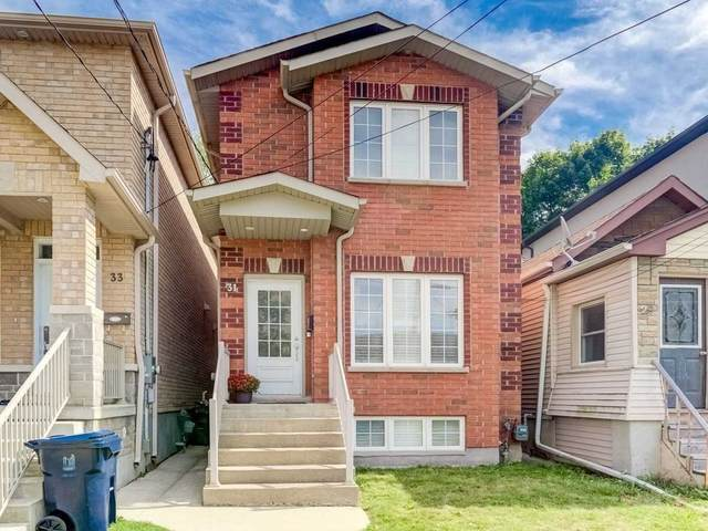 31 Eastdale Ave, Toronto, ON M4C 4Z8 (#E4912704) :: The Ramos Team