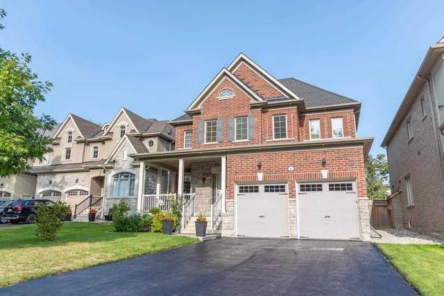 567 Maitland Dr, Pickering, ON L1W 0A8 (#E4914537) :: The Ramos Team