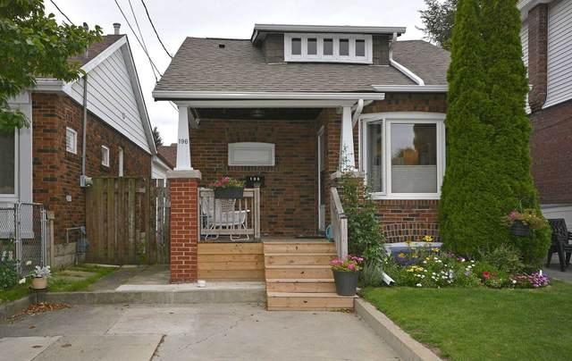 196 Westlake Ave, Toronto, ON M4C 4S7 (#E4916040) :: The Ramos Team