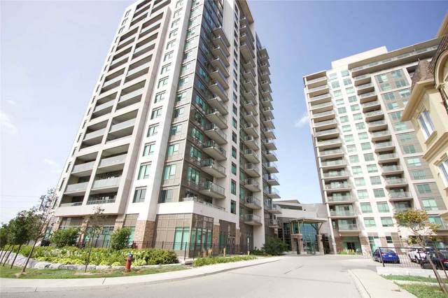 1235 Bayly St #1307, Pickering, ON L1W 1L7 (#E4916575) :: The Ramos Team