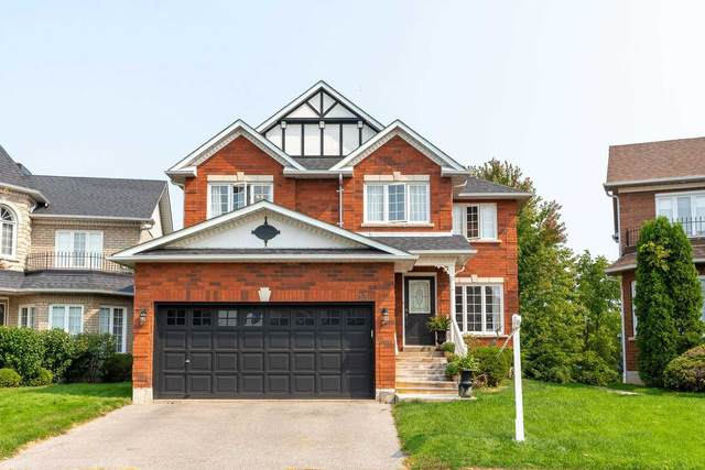 43 Hester Ave, Ajax, ON L1T 3Y6 (#E4916699) :: The Ramos Team