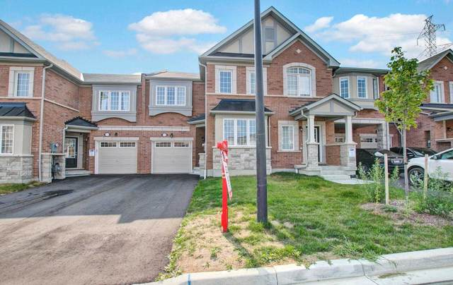 1033 N Cameo St, Pickering, ON L1X 0G3 (#E4917380) :: The Ramos Team