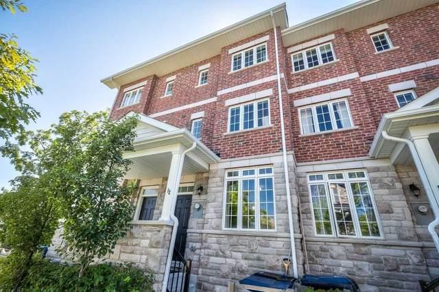 80 Bell Estate Rd #12, Toronto, ON M1L 0A1 (#E4918082) :: The Ramos Team