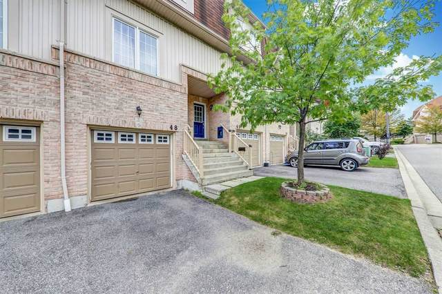 735 Sheppard Ave #48, Pickering, ON L1V 7K5 (#E4918119) :: The Ramos Team