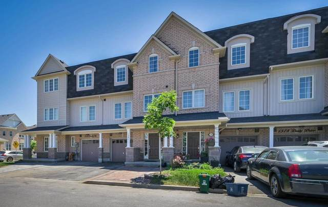 1582 Dusty Dr, Pickering, ON L1X 0C8 (#E4918531) :: The Ramos Team