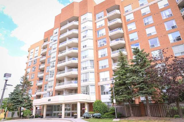 480 E Mclevin Ave #505, Toronto, ON M1B 5N9 (#E4918825) :: The Ramos Team