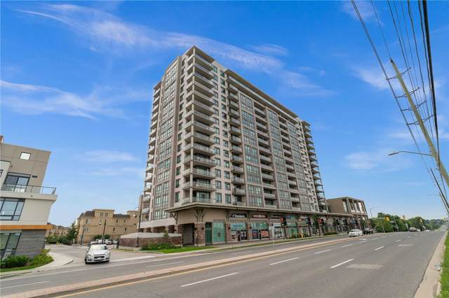 1235 Bayly St St #505, Pickering, ON L1W 1L7 (#E4918854) :: The Ramos Team