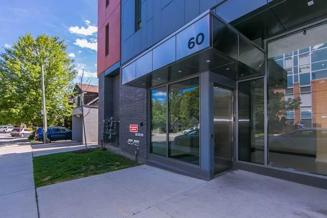 60 Haslett Ave #505, Toronto, ON M4L 0A9 (#E4918886) :: The Ramos Team
