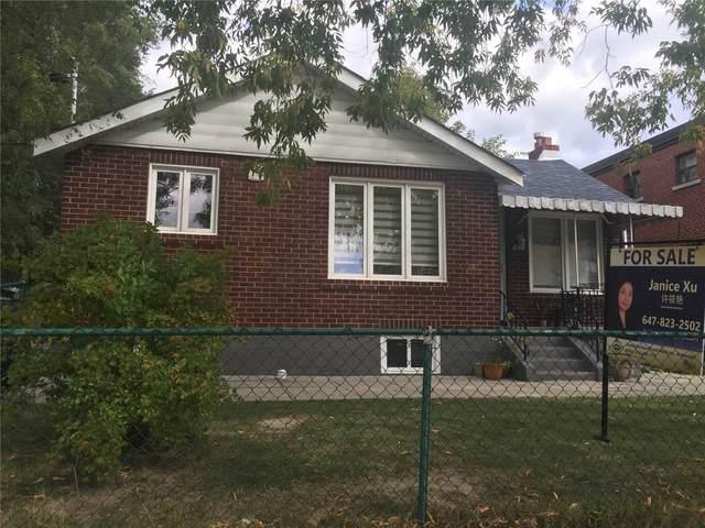 1081 Victoria Park Ave, Toronto, ON M4B 2K2 (#E4919192) :: The Ramos Team