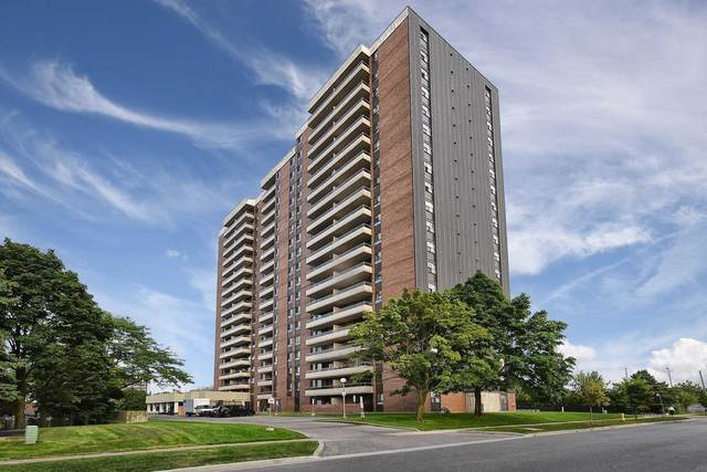 15 Torrance Rd #310, Toronto, ON M1J 3K2 (#E4919576) :: The Ramos Team
