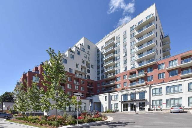 22 East Haven Dr #821, Toronto, ON M1N 1L9 (#E4920108) :: The Ramos Team