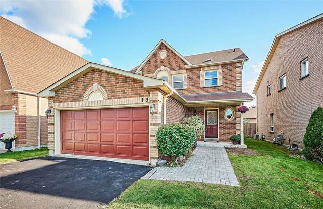 19 Ian Fleming Cres, Whitby, ON L1R 2E3 (#E4921501) :: The Ramos Team