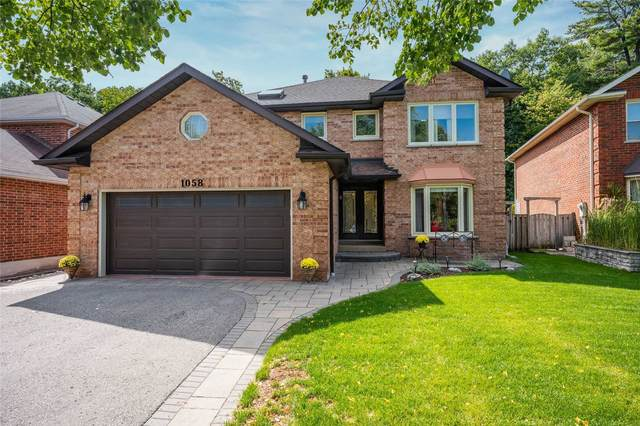 1058 Rouge Valley Dr, Pickering, ON L1V 4P1 (#E4921539) :: The Ramos Team